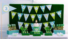 PREPPY GOLF Birthday Party - Coordinating Golf Printables - Customized Printable Package