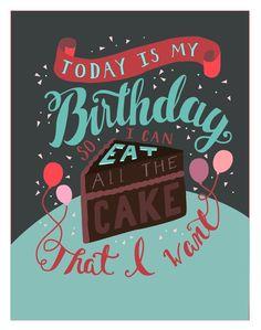 Today is my birthday by Kajsa Swanson - Skillshare