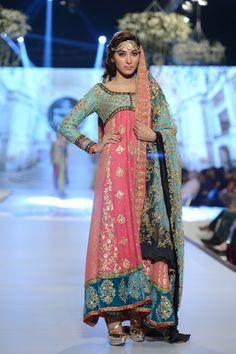Tena Durrani 2014 Bridal PBCW Collection