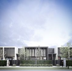 Conrad Architects Luxury Townhouse Development 06