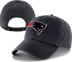 7efc041758b NFL New England Patriots Clean Up Adjustable Hat