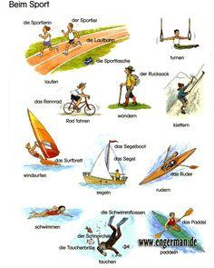 www.engerman.de Study German, Learn German, Learn French, German Grammar, German Words, German Resources, Deutsch Language, Germany Language, German Language Learning
