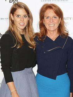 Sarah Ferguson on Princess Beatrice: