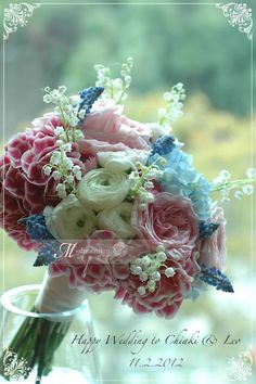 Would just like this as a bouquet on the table ~td