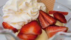 Cafe Da Vinci in Ebbs - Eisbecher