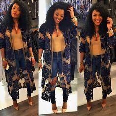 Black Girl Fashion, Look Fashion, Autumn Fashion, Fashion Outfits, Womens Fashion, Mode Chic, Mode Style, Fall Outfits, Casual Outfits