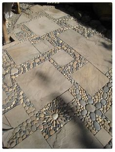This link shows some incredible garden stonework