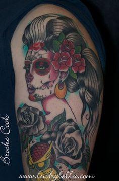 tattoo girl stevens brooke