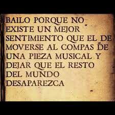 Bailo por que