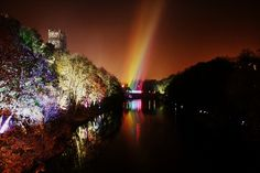Lumiere Festival, Durham, UK