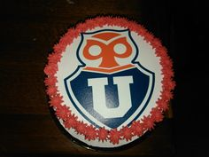 Torta chocolate.. Universidad de chile
