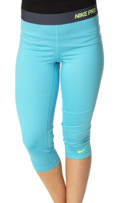 Nike Women's Pro Capri:   ♡  Workout Clothes | Yoga Tops | Sports Bra | Yoga Pants | Motivation is here! | Fitness Apparel | Express Workout Clothes for Women | #fitness #express #yogaclothing #exercise #yoga. #yogaapparel #fitness #diet #fit #leggings #abs #workout #weight | SHOP @ FitnessApparelExpress.com