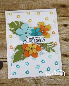 Blooms, Botanical Blooms, Stampin' Up!