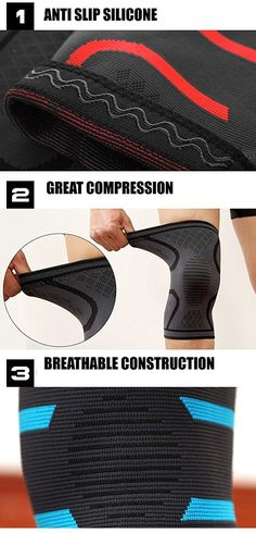 Sports Accessories Sports Safety Silicone Gasket Gym Sports Knee Support Pad Guard Protector Gel Knee Pads Brace Support Protect Sports Safety Knee Protector Nourishing Blood And Adjusting Spirit