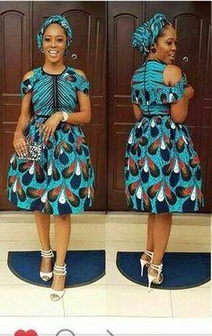 African Dresses for Women Ankara Dress African Dress African | Etsy