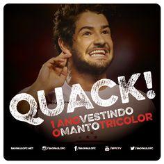 12.03.2015 - Um ano da estreia de Alexandre Pato pelo São Paulo