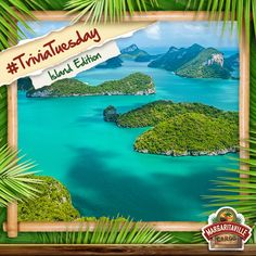 When islands are grouped together, they are referred as this. The Bahamas, Puerto Rico and The Virgin Islands are examples of this phenomenon. (answer: anchipelago)