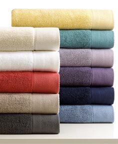 Hugo Boss Bath Towels, Classiques Collection - Bath Towels - Bed & Bath - Macy's
