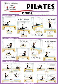 Pilates - Cadillac