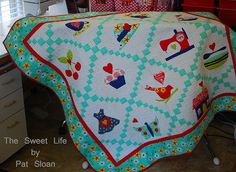 pat sloan the sweet life ironing board
