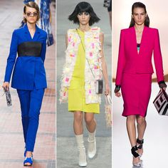 Paris Learnings and Leanings: Get Ahead of Spring '14 Trends Now: Mrs. Brightside