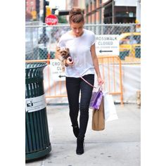 Amber Heard Street style