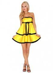 Short strapless Fun baby doll cocktail dress $59  http://www.thebestgown.com/short-strapless-fun-baby-doll-cocktail-dress-p-474.html