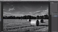 How to Quickly and Easily Colorize B&W Images in Photoshop Using Curves