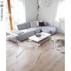Perfekt integriert in dieses wunderhübsche Wohnzimmer - Die good moods Lichterkette der lieben @home_by_s_ ! Vielen lieben Dank! Habt einen sonnigen Wintertag! #good__moods #lichterkette #goodmoods #stringlights #home #homesweethome #instamood #lichterketten #skandinavian #living #livingroom #decor #decoration