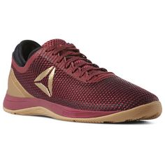 a8b6e22f901e Reebok Shoes Women s CrossFit Nano 8 Flexweave® in Meteor Red Black Rbk  Brass Size 7 - Training Shoes