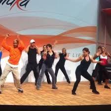 Group dancing!