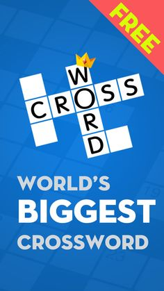 An exceptional Android Puzzle Game - Crossword Puzzle Free Champion: https://www.youtube.com/watch?v=HcRbShBDblU