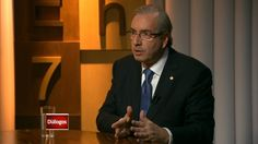 Entrevista Eduardo Cunha - Dialogos - Globo News[16/03/2015]