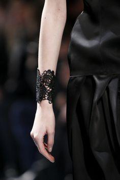 Lace Jewels @ Nina Ricci