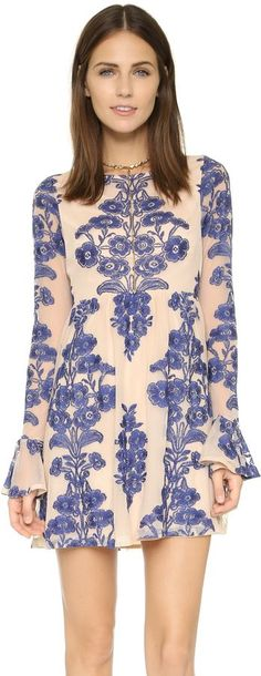 For Love & Lemons Temecula Mini Dress  https://api.shopstyle.com/action/apiVisitRetailer?id=497398348&pid=uid2500-37484350-28