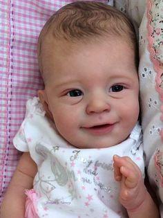 Joanna's Nursery ~ ADORABLE~  Reborn Baby GIRL doll ~ SUNNY By JOANNA KAZMIERZAK #JoannasNursery