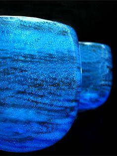 吹きガラス匠工房 海の泡タルグラス - 喜器 (kiki) 沖縄の器 琉球ガラス 雑貨の通販サイト