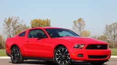 When The 2012 Ford Mustang Was Introduced - https://musclecarheaven.net/2012-ford-mustang-introduced/