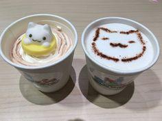 Nyan Latte & Cocoa