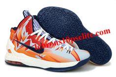Nike Zoom KD V Orange/Navy PE