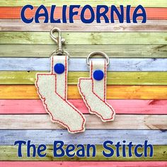California - Includes TWO(2) Sizes!