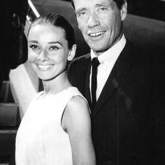 Rare Audrey Hepburn — Photograph of Audrey Hepburn by Steven Meisel for...