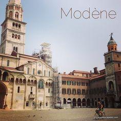 """Piazza Grande - """"Modène: flânerie et vinaigre balsamique"""" by @carnetdescapades"""