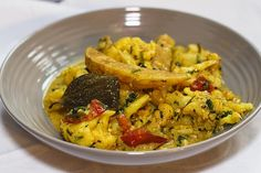 [indisch] Dahaiwale Aloo Gobi - Blumenkohl-Kartoffel-Curry mit Joghurt