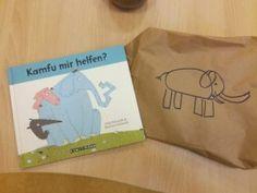 Vorlesen: Kamfu mir helfen?   Geschichtenwolke - Kinderbuchblog