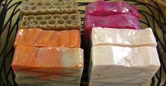 DIY Lavender & Chamomile Bath Melts DIY Homemade Lemon Soap DIY DIY: coconut-lime soap DIY DIY Ginger Soap DIY DIY Avocado Oil Soap DIY DIY Spicy Tea...