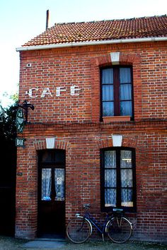 Cafe | Sologne - France  (Source: lacloserie )