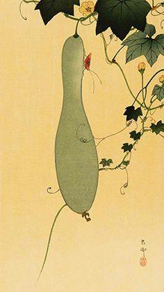 Japanese art print by Koson Ohara Japanese Art Styles, Japanese Artwork, Japanese Painting, Japanese Prints, Chinese Painting, Illustrations, Illustration Art, Japanese Woodcut, China Art