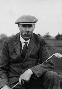 """James Braid won five British Opens between 1901 and 1910. His list of tournament victories is incomplete, but it is known that he won at least eight other events in Europe. Braid was part of the """"Great Triumvirate"""" along with J.H. Taylor and Harry Vardon."""