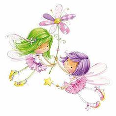 Nellie Snellen- Flower and Star